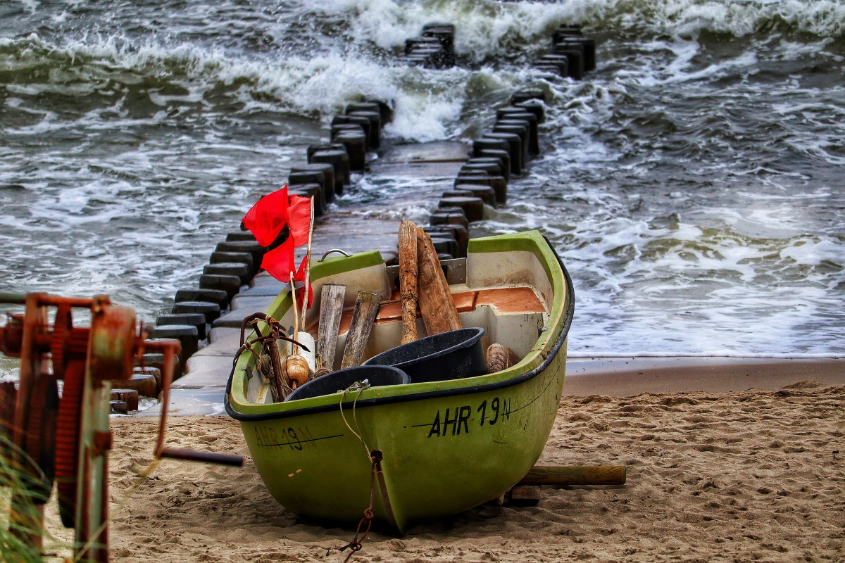 Angelferien an der Ostsee